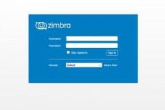 Build Zimbra Server Mail